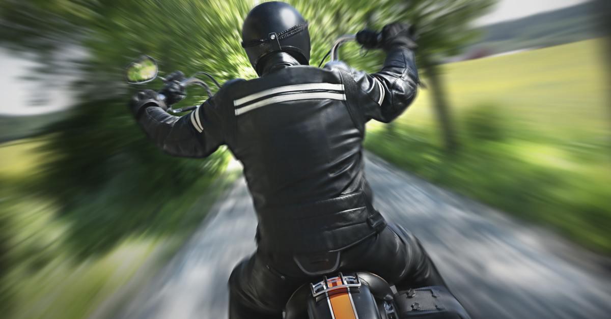 Accidente de moto en el nuevo Baremo 2016