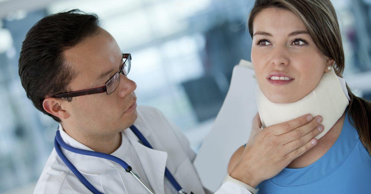 Latigazo cervical en el nuevo Baremo de accidentes
