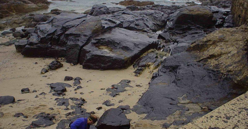 Contaminación como consecuencia de un accidente marítimo