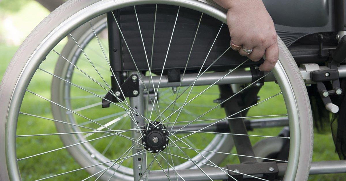 Parapléjico por accidente de moto