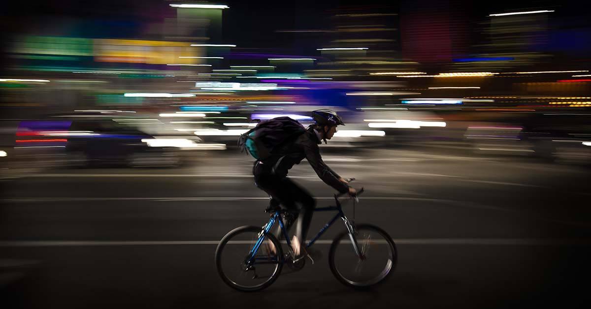 Reclamar una indemnización por atropello a ciclista