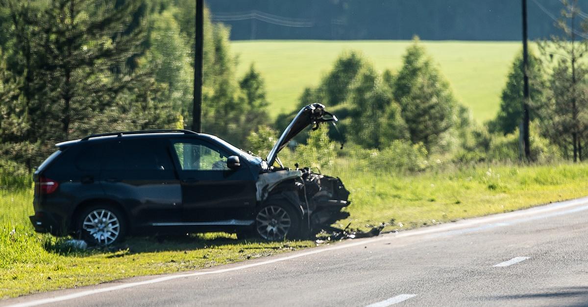 Cómo se catalogan los accidentes de tráfico