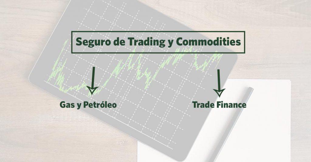 Seguro de Trading y Commodities