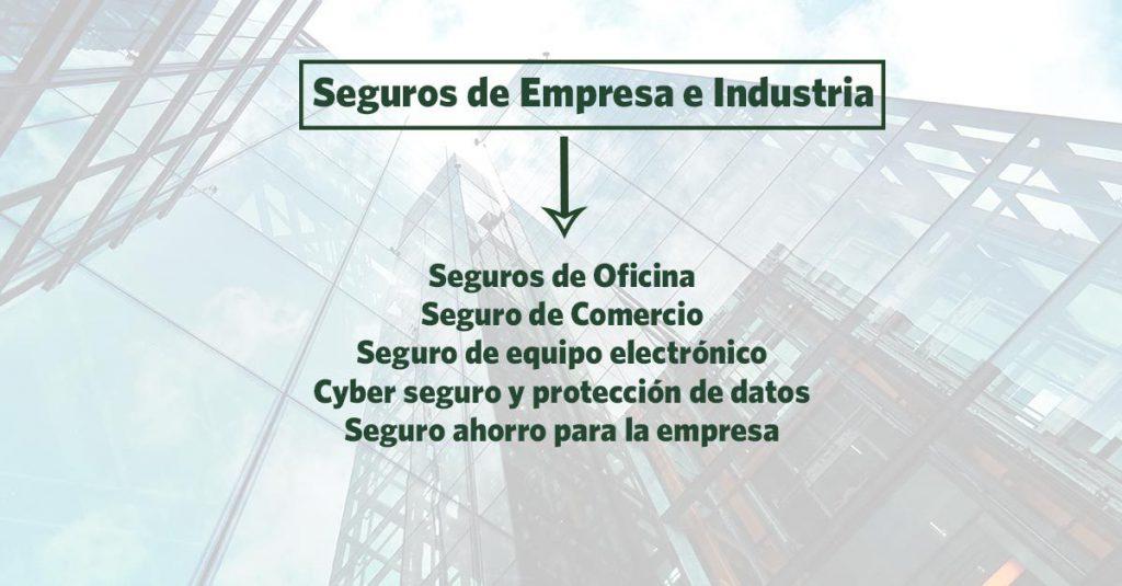 Seguros de Empresa e Industria