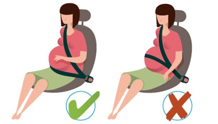Indemnización por accidente de tráfico en embarazadas