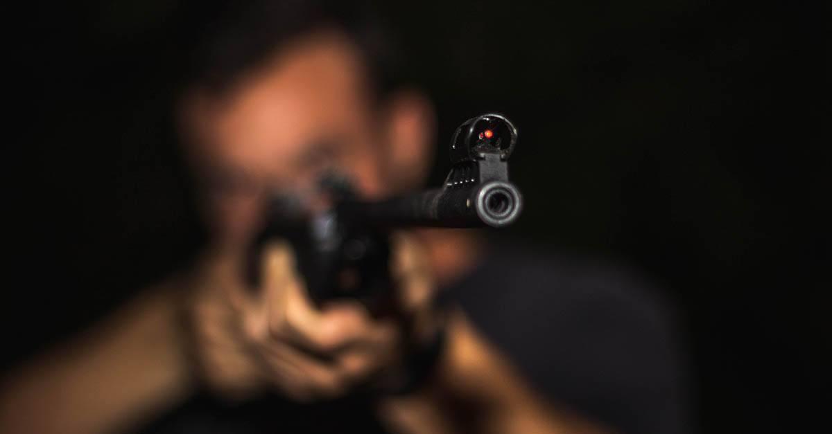 Muere un cazador