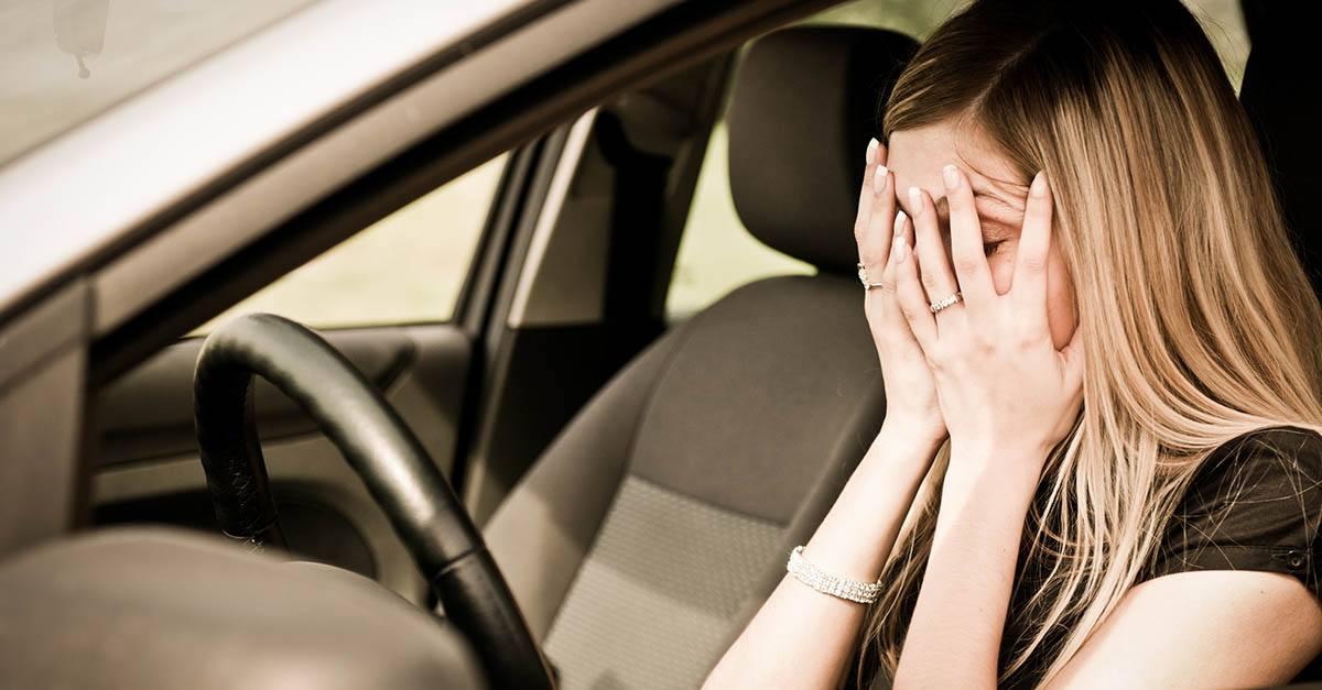 Accidente con un conductor sin seguro