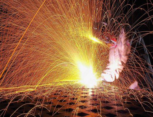 Indemnización por quemaduras en accidente laboral