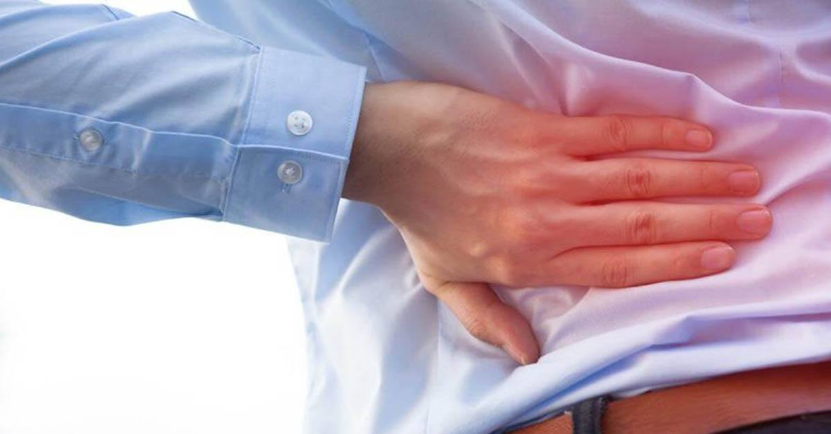 Cuándo una hernia discal puede considerarse enfermedad profesional