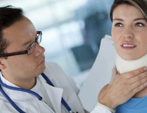 Indemnización por latigazo cervical en accidentes de tráfico