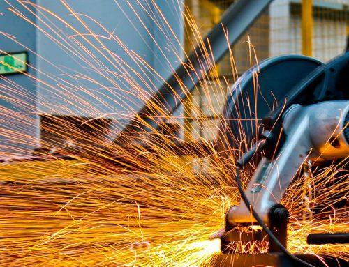 Lesiones por quemaduras en accidente laboral