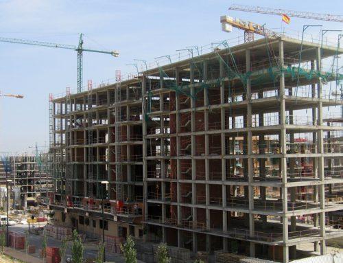 Muerte por accidente laboral en un edificio en obras