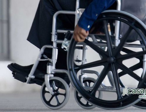 Paraplejia por accidentes de tráfico