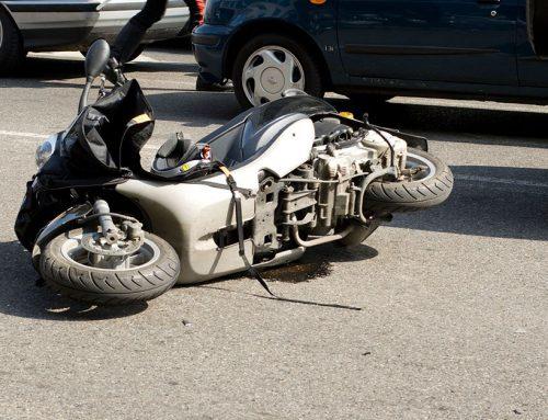Muerte en accidente en moto. ¿Cómo se calcula la indemnización?